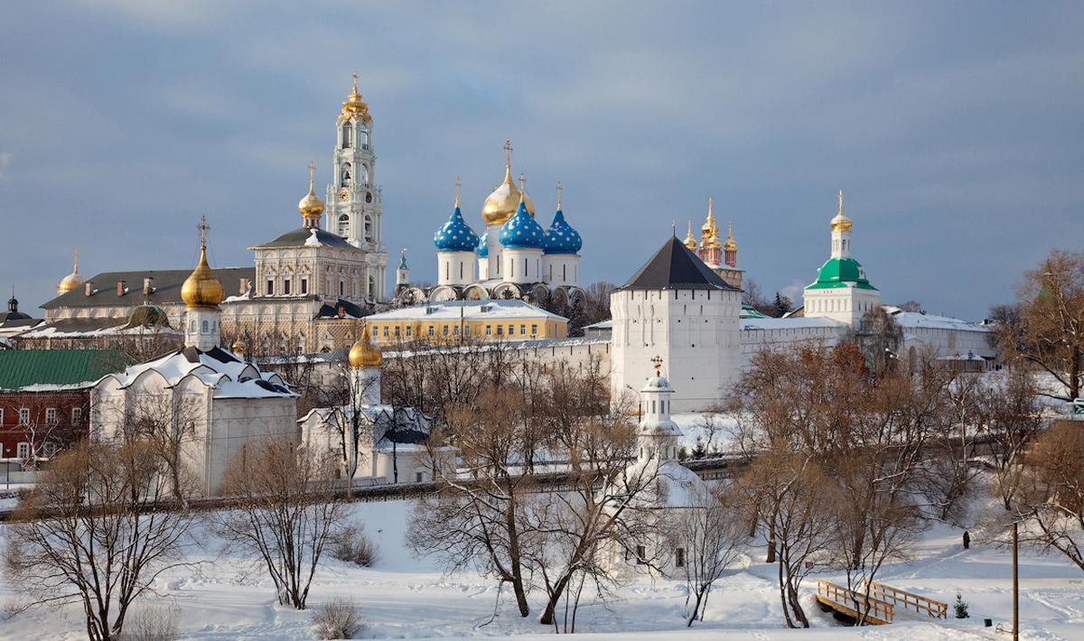 храм расписанный рублевым