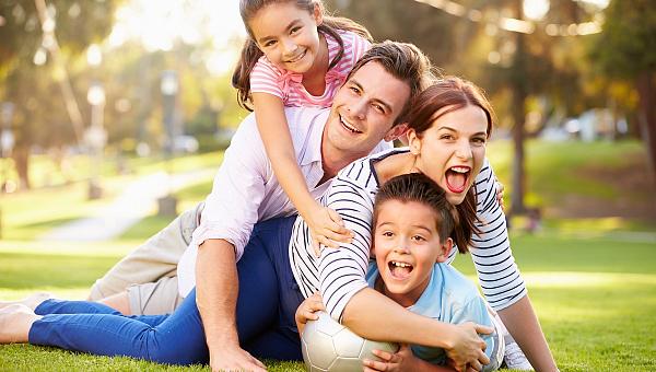 Сценарии семейного отдыха